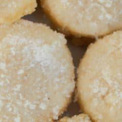 Sugar Donut Mini Muffins