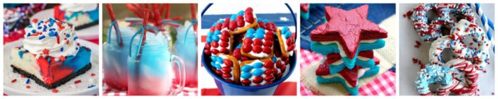 Red White and Blue Recipes Recipes