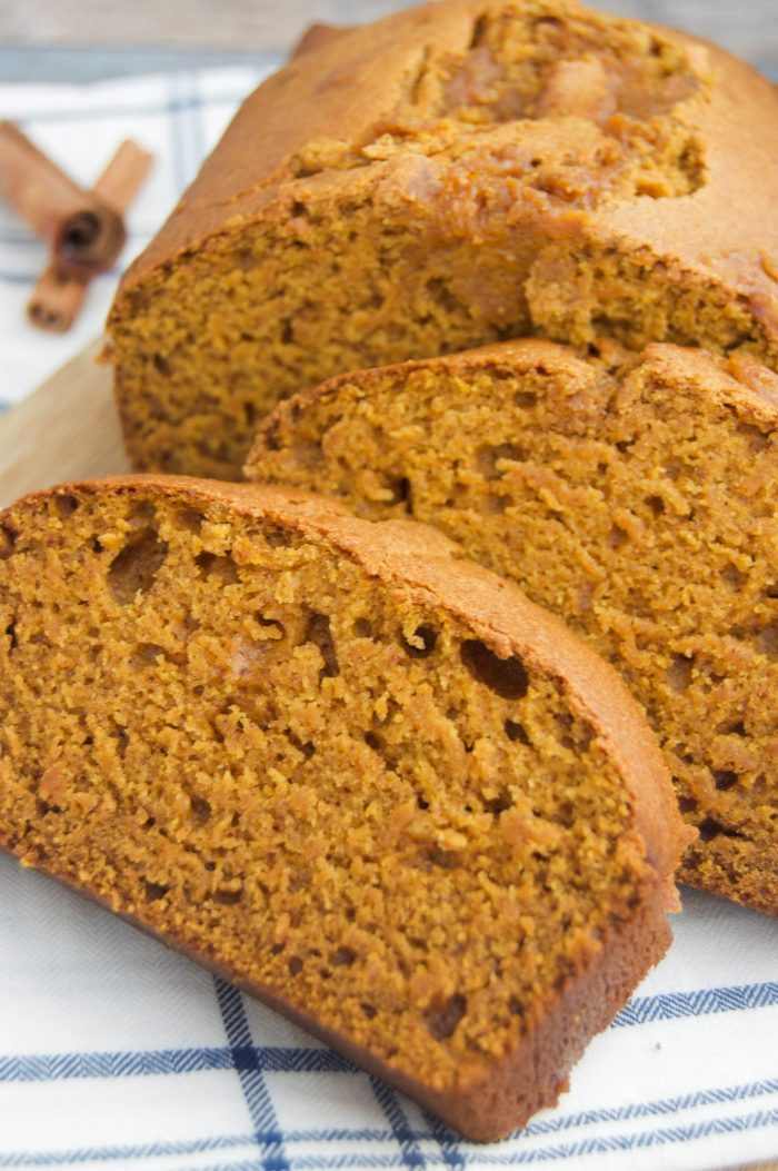 The Best Pumpkin Bread The Diary Of A Real Housewife