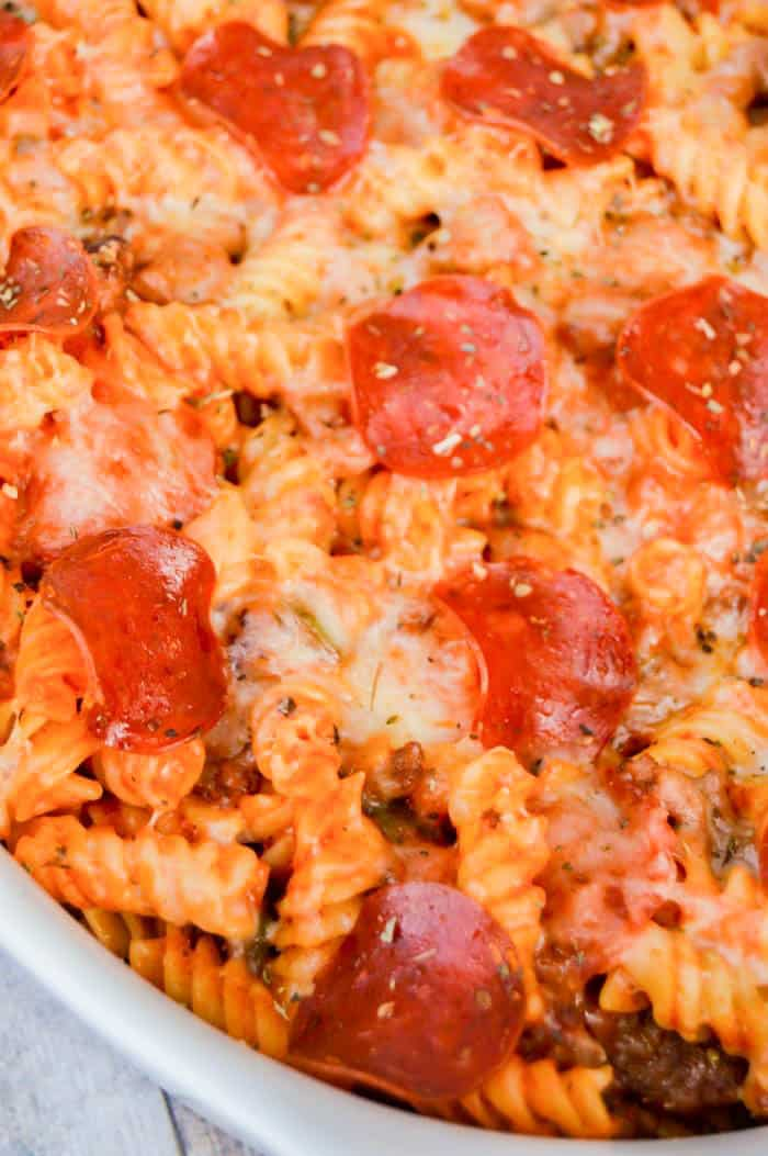 Pizza Casserole