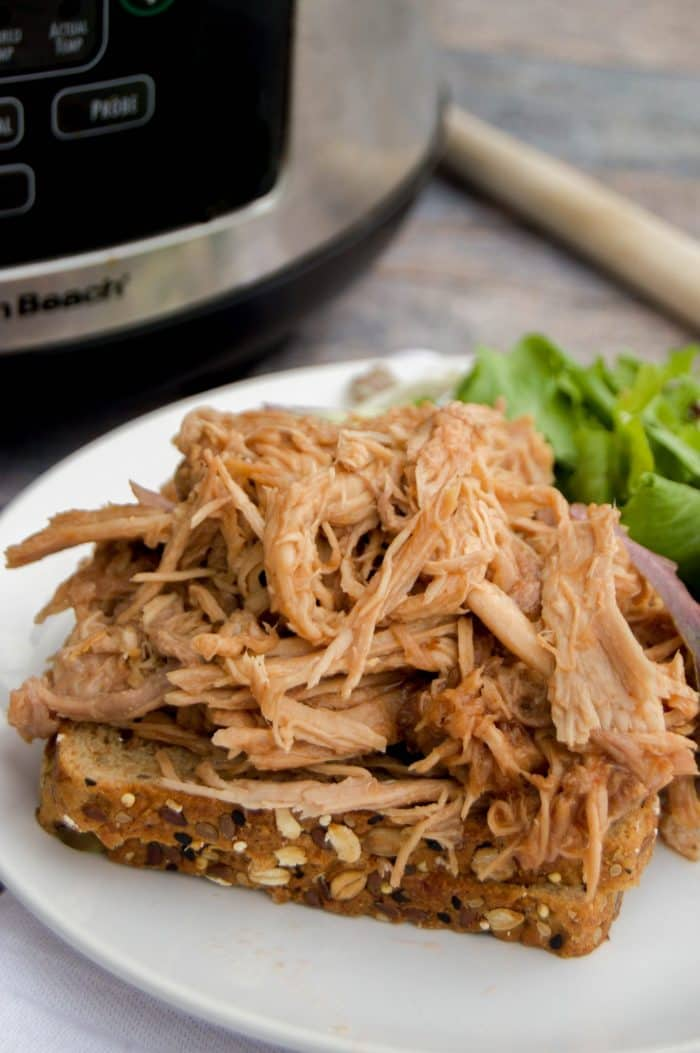 Ranch BBQ Pulled Pork