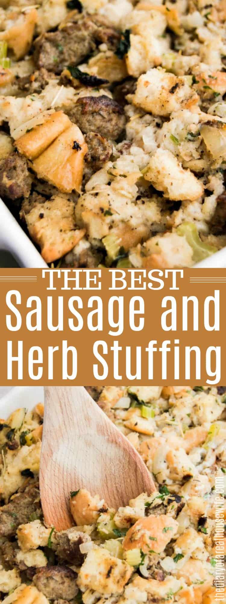 Sausage & Herb Stuffing