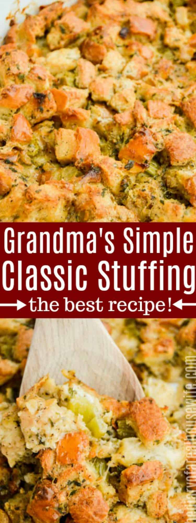 Simple Classic Stuffing