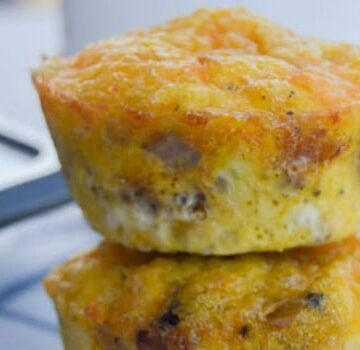 Muffin Tin Low Carb Breakfast Casserole