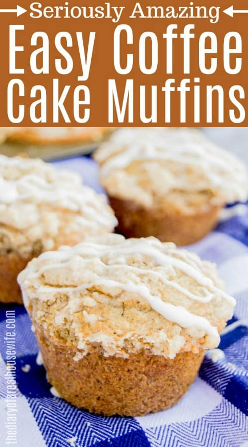 Coffee Cake Muffins The Diary Of A Real Housewife