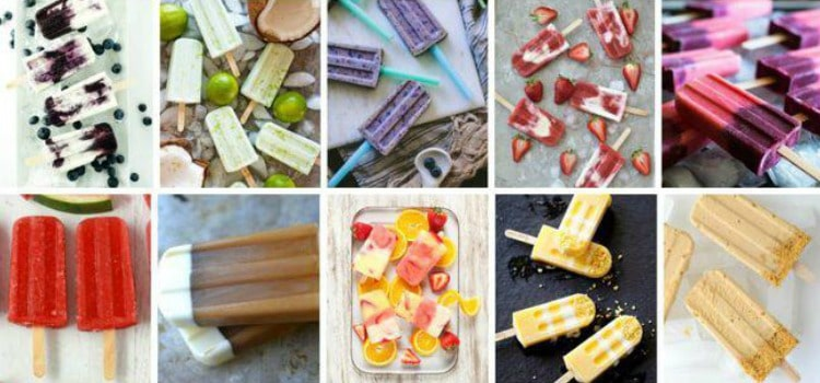 Popsicle Recipes 1