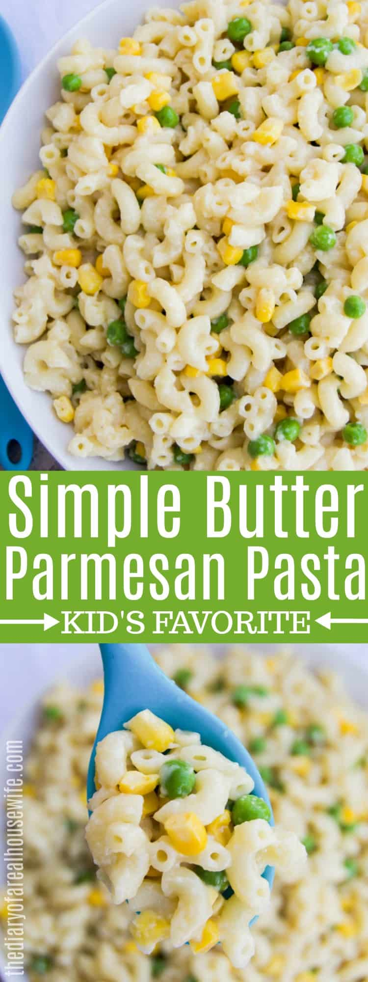 Butter Parmesan Pasta