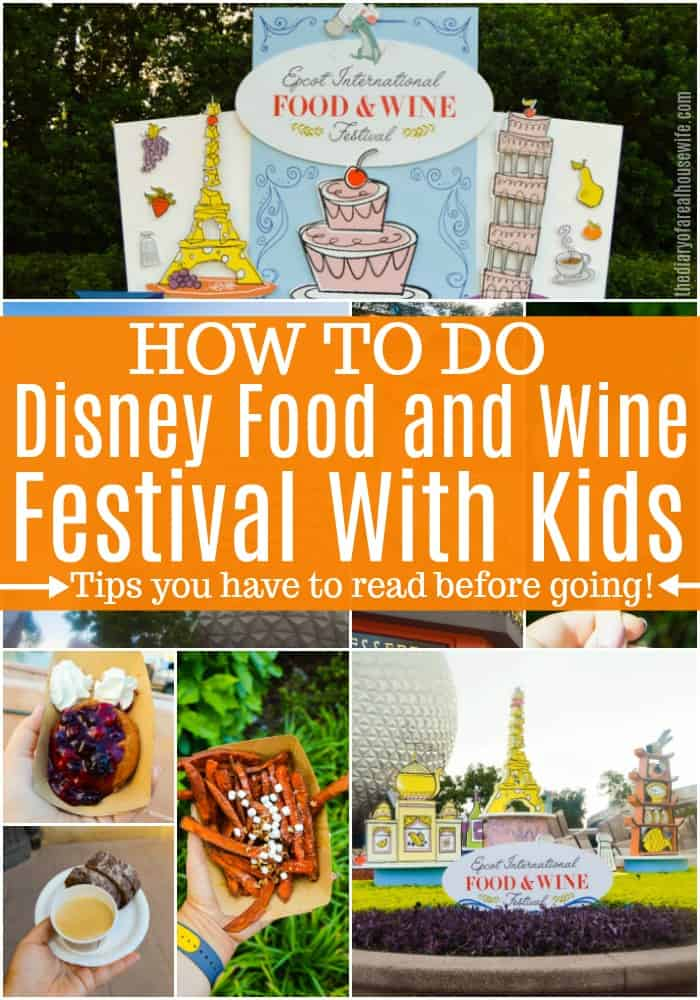 Disney Food and Wine C