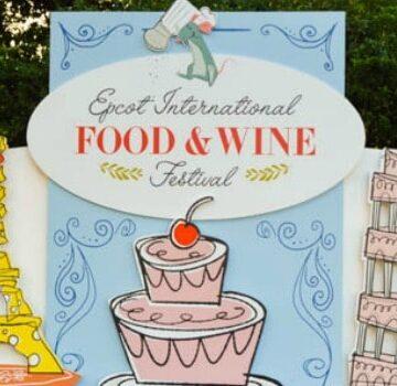 Disney Food and Wine