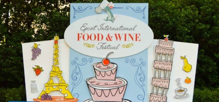 Disney Food and Wine
