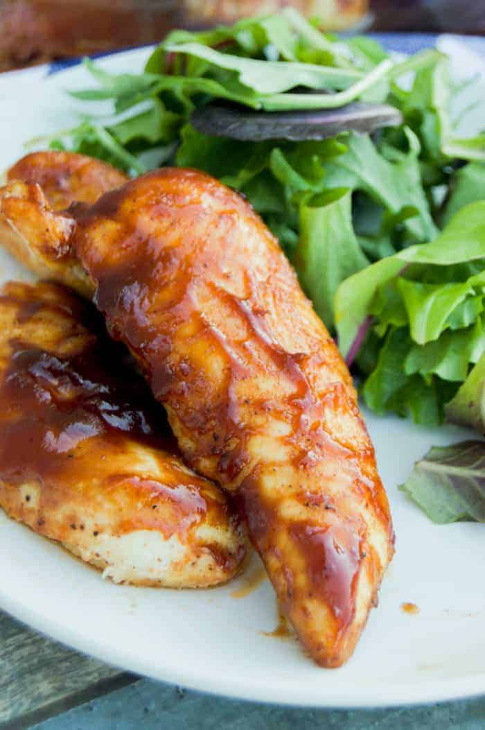 Baked Bbq Chicken Tenders The Diary Of A Real Housewife