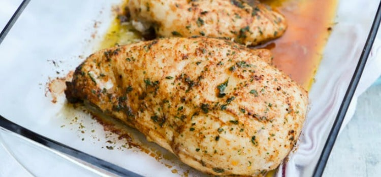 Baked Chicken Breast