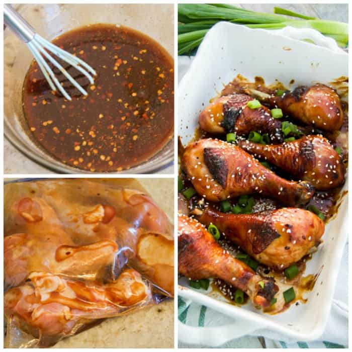 Asian Chicken Drumsticks