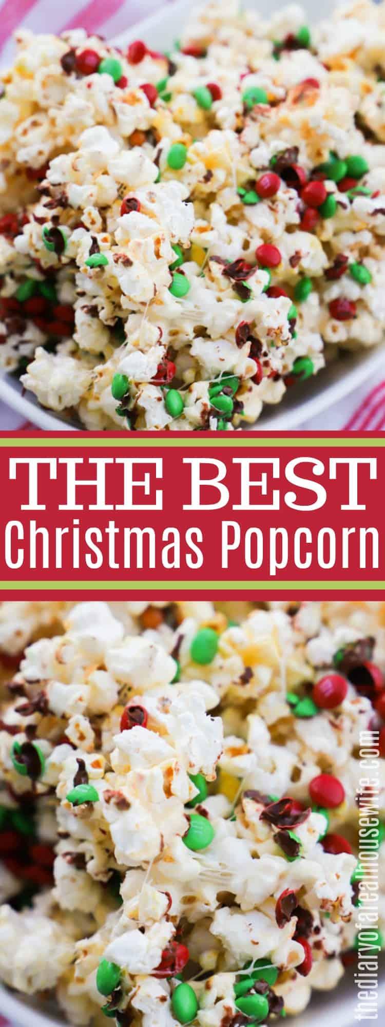 Christmas Popcorn