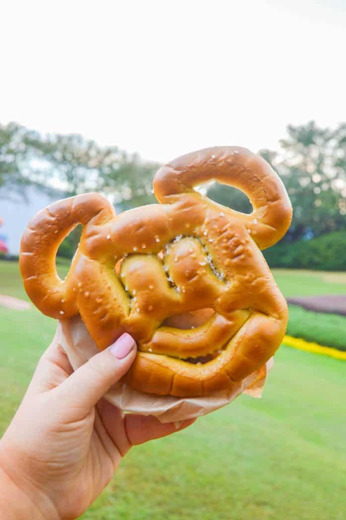 The Best Snacks in Disney - Epcot