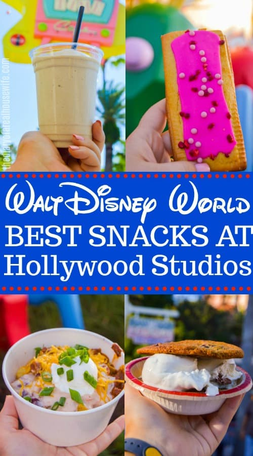 The Best Snacks in Disney - Hollywood Studios • The Diary of