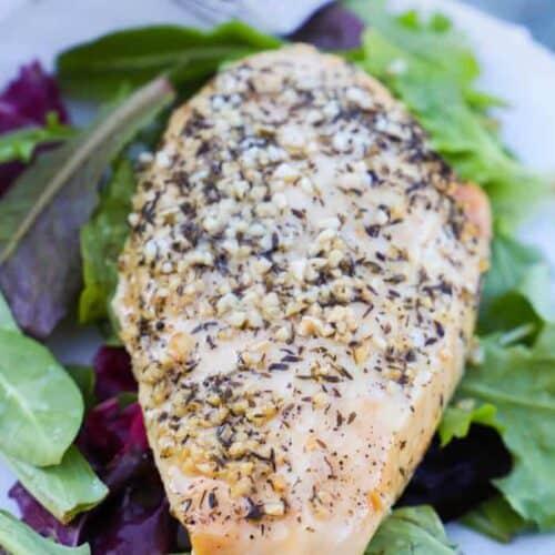 Garlic Butter Chicken Breast