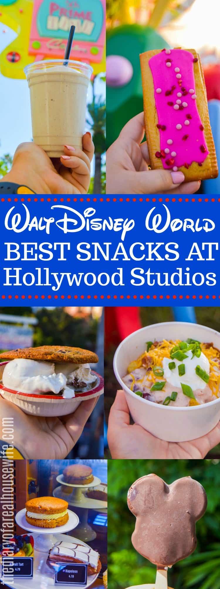 The Best Snacks in Disney - Hollywood Studios