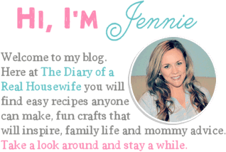 Hi, I'm Jennie. Welcome to my blog, where you will find easy recipes anyone can make, fun crafts that will inspire, family life, and mommy advice.