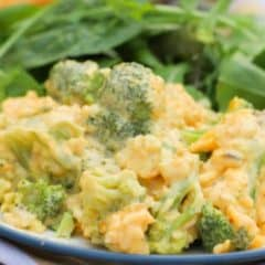 Featured Size - Cheesy Broccoli Casserole