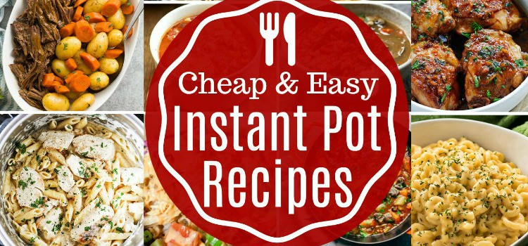 nstant Pot Recipes