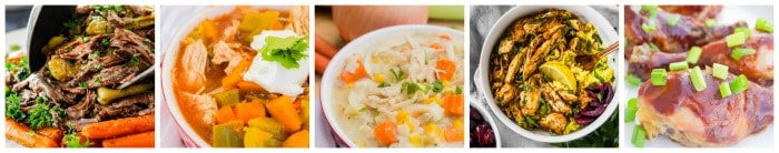 Fall Slow Cooker Dinner Recipes Photo 12