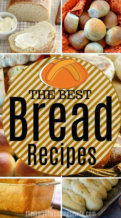 The Best Bread Recipes