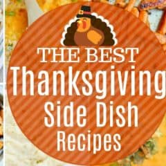 Thanksgiving Side Dish Recipes title image