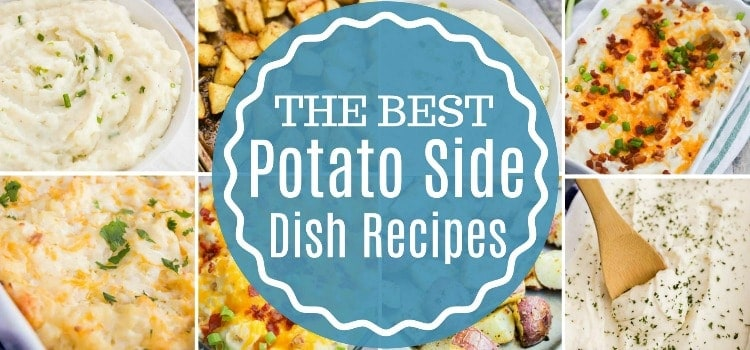 Potato Side Dish Recipes