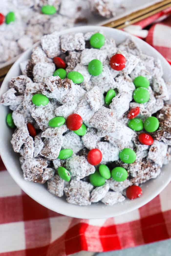 Christmas Puppy Chow The Diary Of A Real Housewife