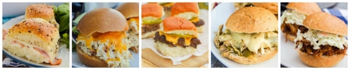 slider recipes 2
