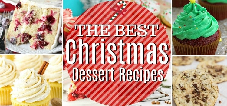 Christmas Dessert Recipes