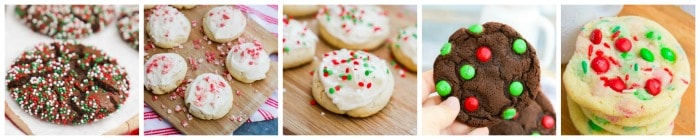 cookies for Christmas Dessert Recipes