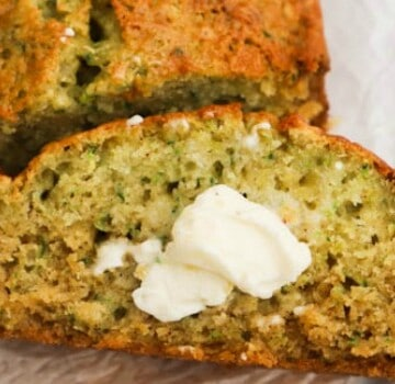 featured Zucchini Bread picture