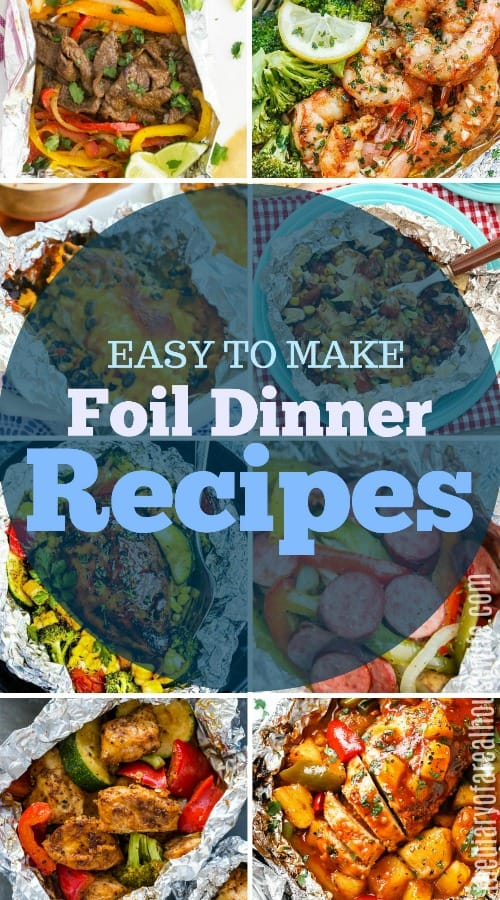 Foil Dinner Recipes