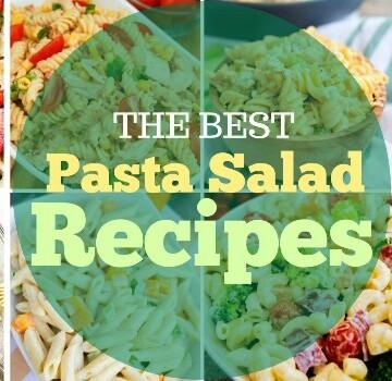 Pasta Salad Recipes featured image