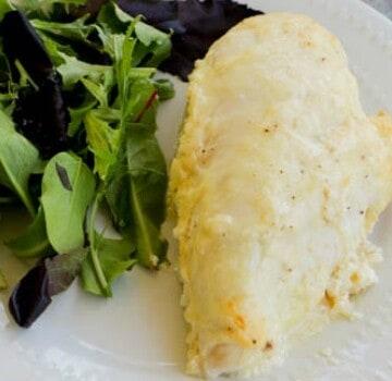 Baked Creamy Swiss Chicken featured image