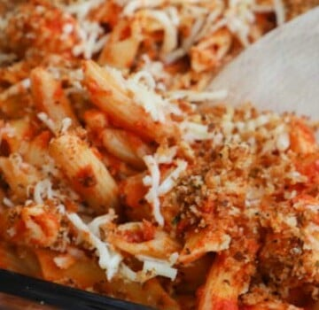 Chicken Parmesan Casserole featured picture