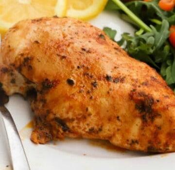 chicken marinade featured picture