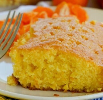 Orange Juice Cake featured image