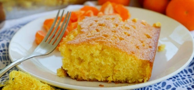 Orange Juice Cake featured image