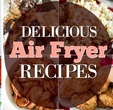 Air Fryer Recipes featured picture