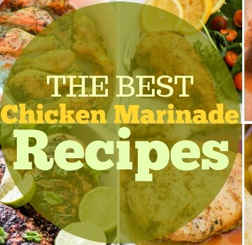 Easy Chicken Marinade Recipes featured image