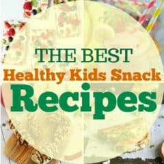 Healthy Kid's Snack Recipe Ideasfeatured picture