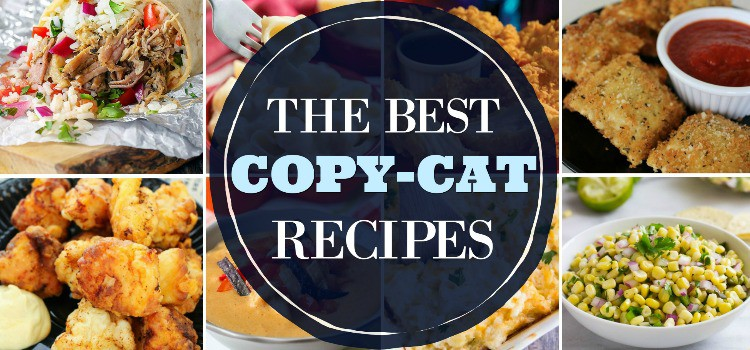 Copy Cat Recipes featured picture