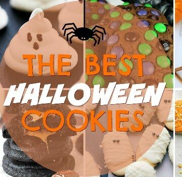 The Best Halloween Cookies title photo