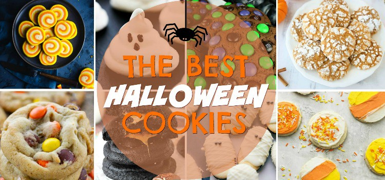 The Best Halloween Cookies title