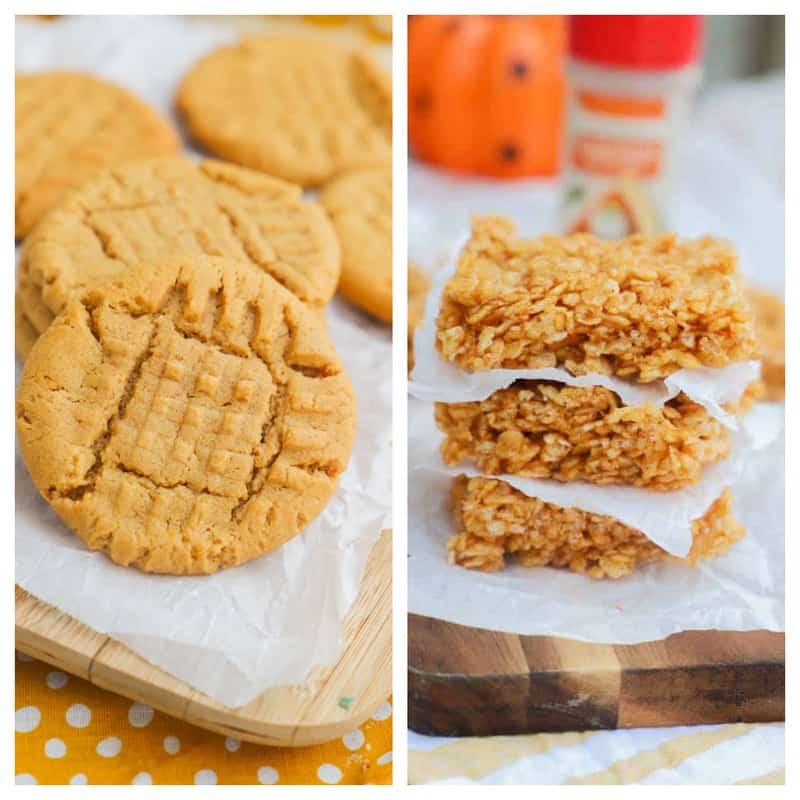 pumpkin cookie and krises