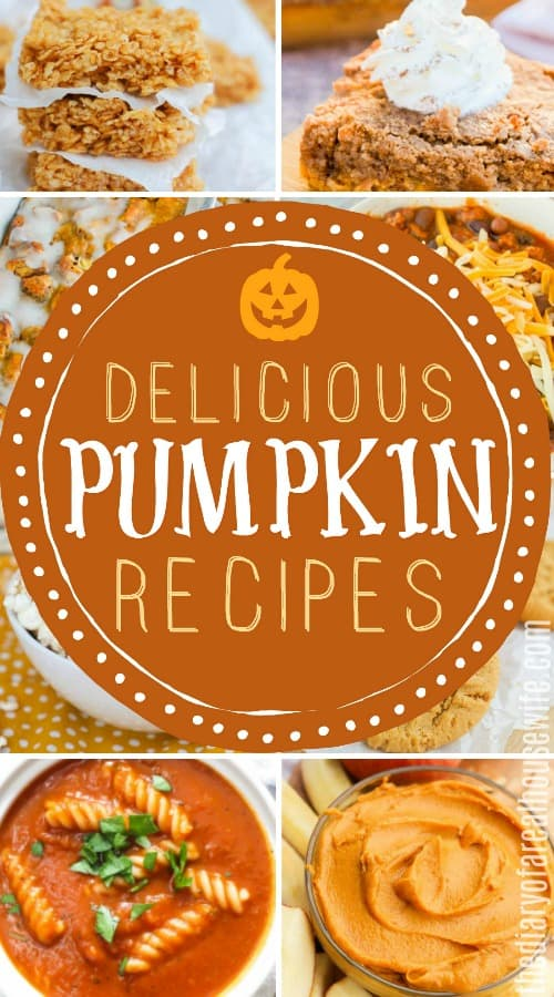 Pumpkin Recipes title photo