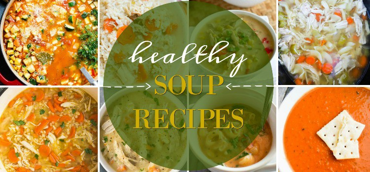 healthy soup features picture